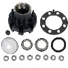 "Dexter 2 Pc Hub/Drum 8 On 6.5"" Oil Bath Hub Only Kit 12k Axle"