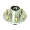 "7K Stainless Steel Hub 6 Bolt on 5 1/2"" With 1/2"" Studs #H-42655-SS-S"