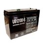 UB12100S Battery Replacement For Trailer Breakaway Kit