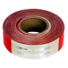 "31568 3M Conspicuity Tape 6"" Red X 6"" White"