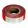 "67641 3M Conspicuity Tape 6"" Red X 6"" White Kisscut"