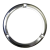 "A101TRSSB Trailer Light Trim Ring Glolight 4"" Round"