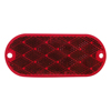 Peterson B480R Trailer Red Oblong Reflector