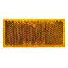 B483A Trailer Amber Rectangular Reflector