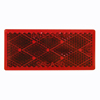 B483R Trailer Red Rectangular Reflector