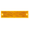B487A Trailer Amber Rectangular Reflector