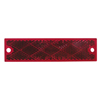 B487R Trailer Red Rectangular Reflector