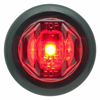 "LT02-240 Trailer Marker Clearance Light 3/4"" Round Red"