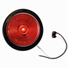 "LT02-305 Trailer Marker Clearance Light Kit 2"" Round Red"