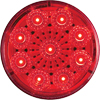 "MCL-50RBK Marker Clearance Light Kit 2"" Round Red Micro-Flex"