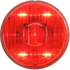 "MCL-54RB Marker Clearance Light Only 2"" Round Red Standard"