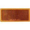 RE10AB Trailer Amber Rectangular Reflector