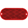 RE11RB Trailer Red Oblong Reflector