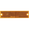 RE15AB Trailer Amber Thinline Reflector