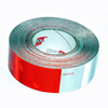 "V825649 Oralite Conspicuity Tape 6"" Red X 6"" White"