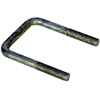 "3 1/16"" X 4.31"" Galvanized Square U-bolt UBGC12X306X431"