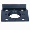 015909 Swivel Jack Mounting Bracket Weld-On Bulldog