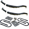 "2-1203T3 Spring Kit With U-Bolts 24"" 5 Leaf Slipper Spring"