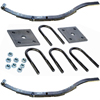 "2-WIF3 Spring Kit With U-Bolts 27 2/8"" 3 Leaf Slipper Spring"