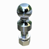 "2516-138-1 Hitch Ball 2 5/16"" 30K 1"" Rise Machined"