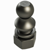 "2516-2CT Hitch Ball 2 5/16"" 10k Machined"