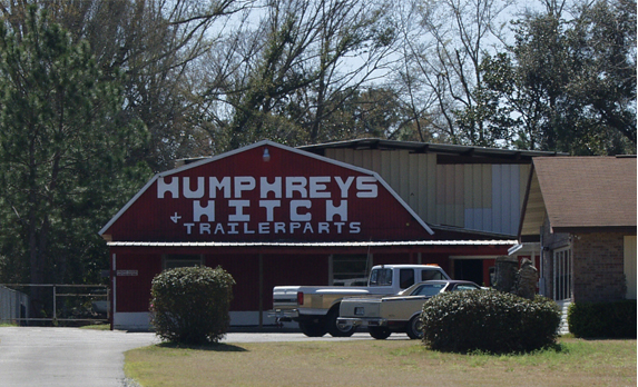 Humphreys Hitch and Trailer Parts Pensacola Florida